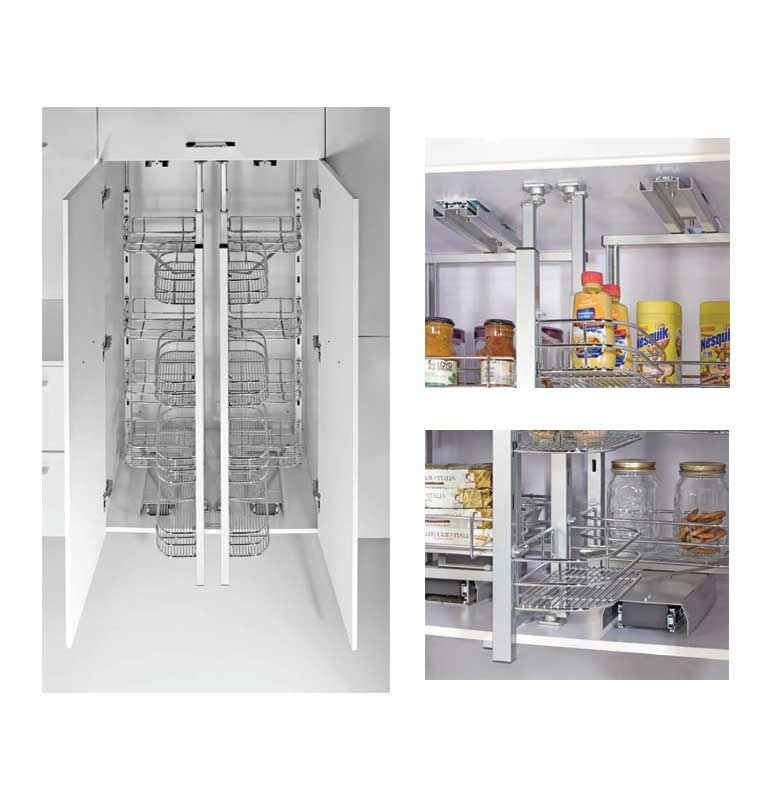 Double-pantry